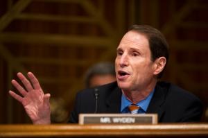 El senador Ron Wyden de Oregon